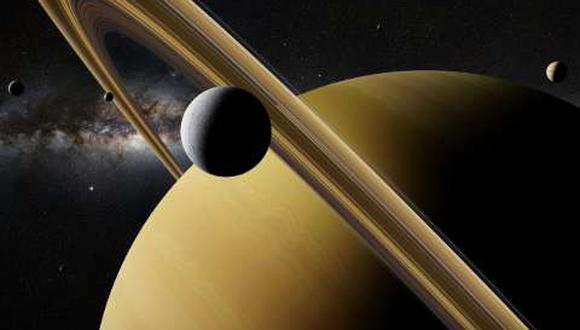 Saturno. (Imagen referencial: Shutterstock)