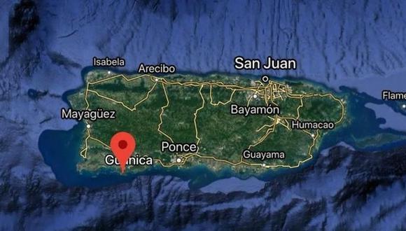 Víctor Huérfano, director de la Red Sismológica de Puerto Rico, dijo que el temblor fue una réplica relacionada con el sismo de magnitud 6,4 que sacudió la isla a principios de enero.