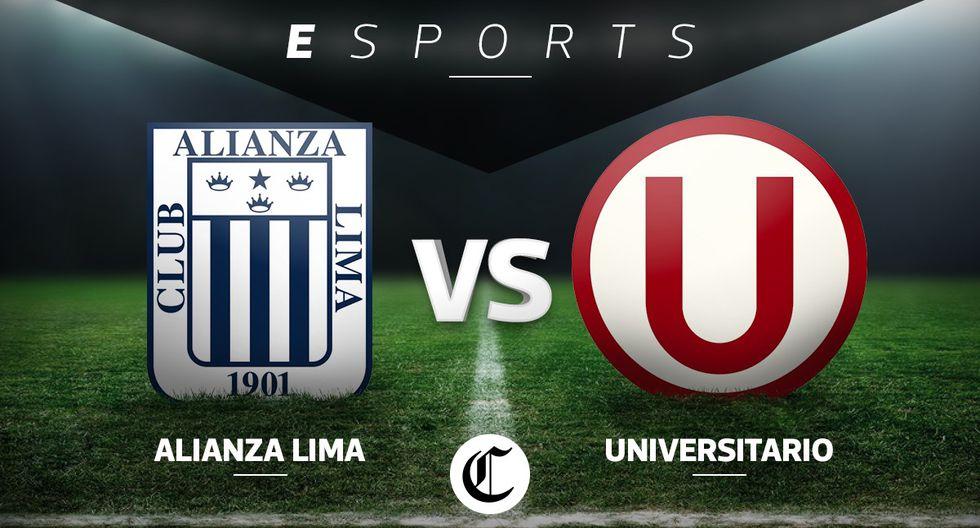 Alianza vs. U, el primer duelo de eSports con gamers oficiales. (El Comercio)