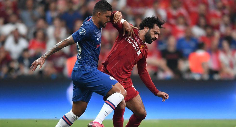 Liverpool y Chelsea se enfrentan en Turquía como campeones de los torneos de clubes más importantes de Europa. (Foto: AFP)