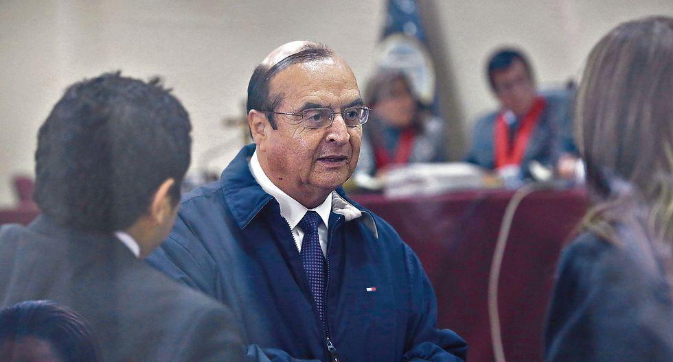 Vladimiro Montesinos deberá responder ante el fiscal José Domingo Pérez. (Foto: GEC)