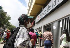 Bono Independiente: unas 5 mil familias vulnerables del Callao aún no cobran subsidio de 760 soles