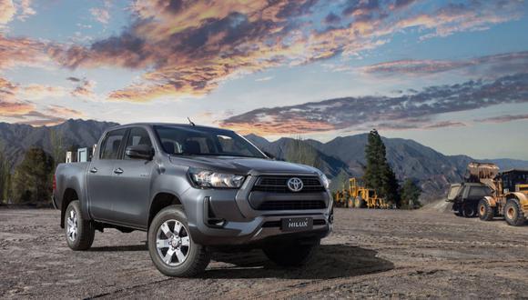 Nueva Toyota Hilux. (Foto: Difusión)