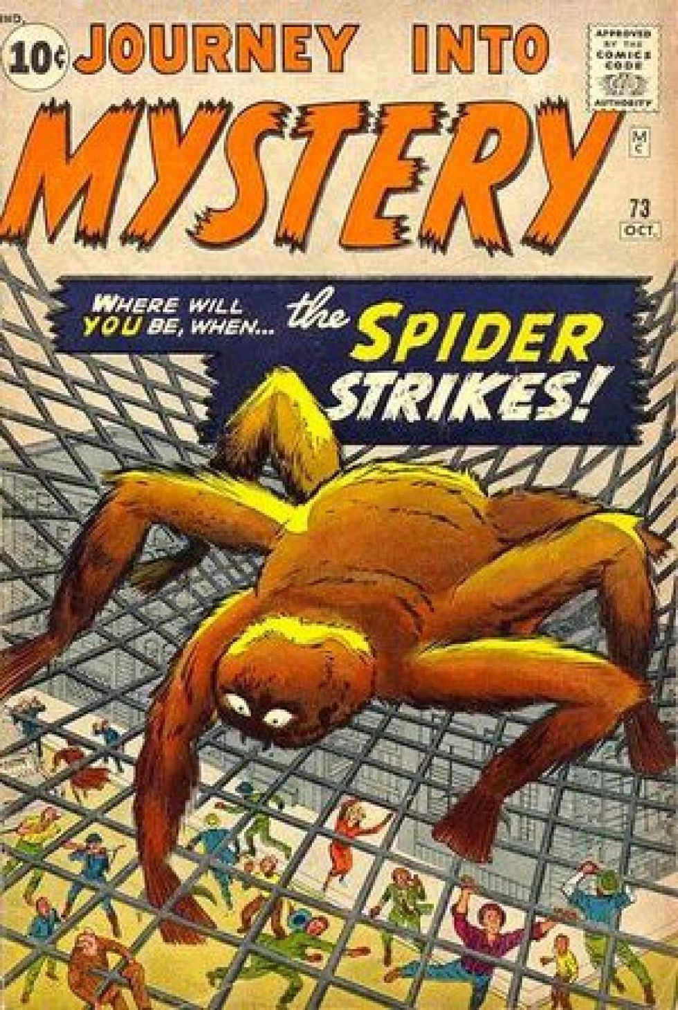Journey Into Mystery #73 (1961) (Foto: Marvel)