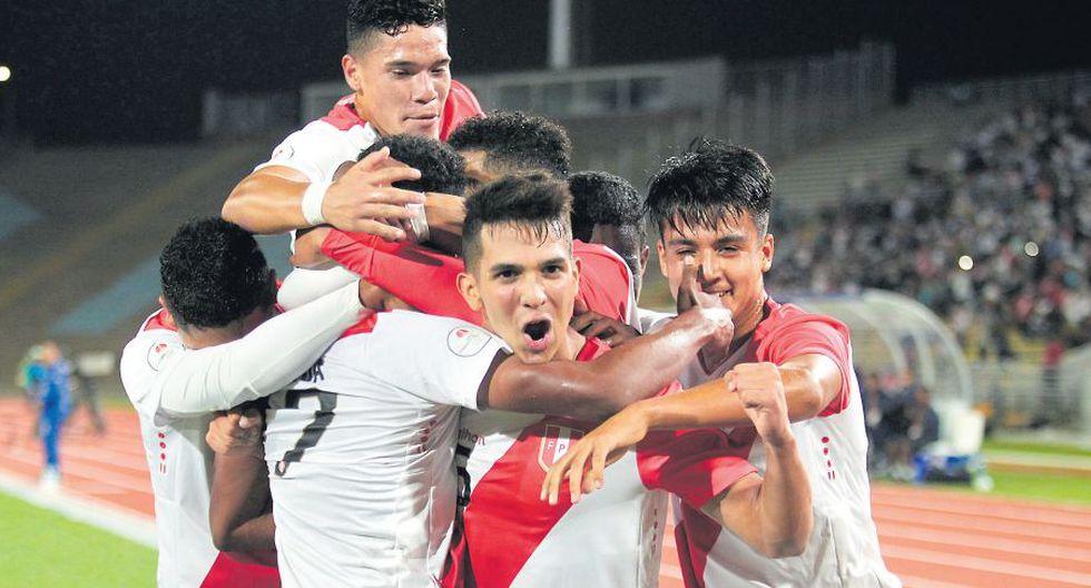 El equipo juvenil se preparó para disputar el Mundial como local, pero tras perder el Perú la sede, ahora tendrá que lograr el cupo en campo. Para ello, deben quedar entre los cuatro primeros del hexagonal. (Foto: GEC)