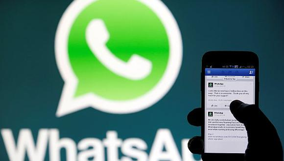 Italia multó a WhatsApp por intercambiar datos con Facebook