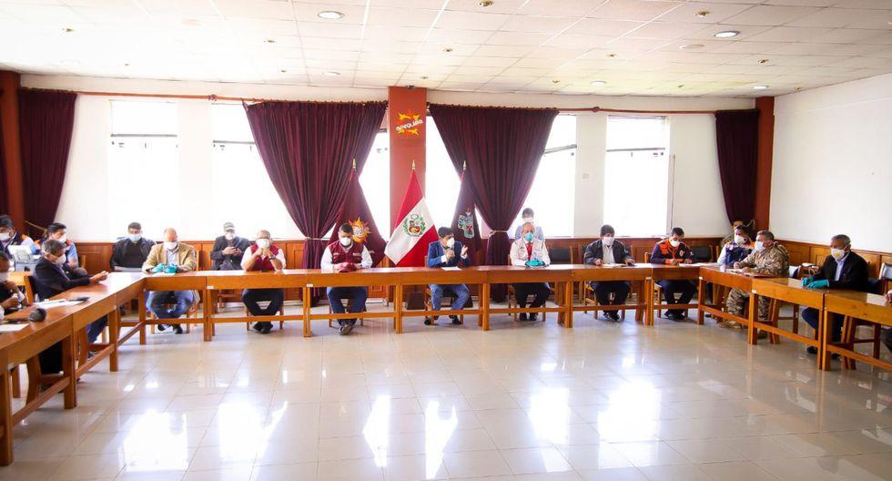 (Foto: Gobierno Regional de Arequipa)