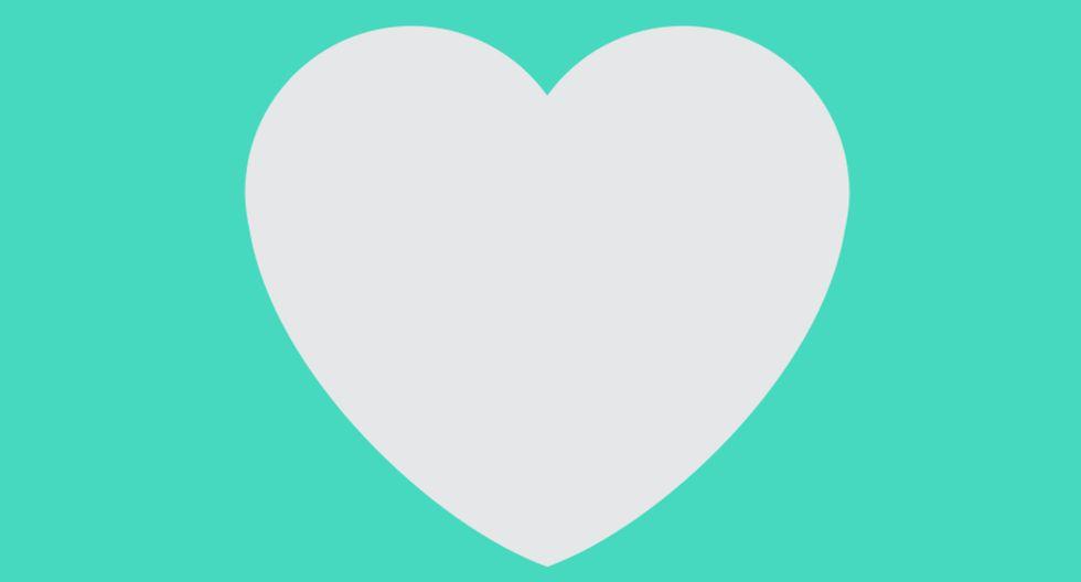 ¿Sabes en qué momento usar el corazón blanco de WhatsApp? Conoce aquí su significado. (Foto: Emojipedia)