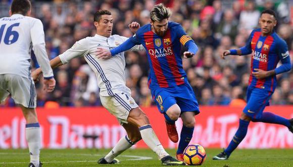 Barcelona y Real Madrid se enfrentarán en julio en Miami