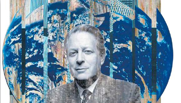 Al Gore ilustración