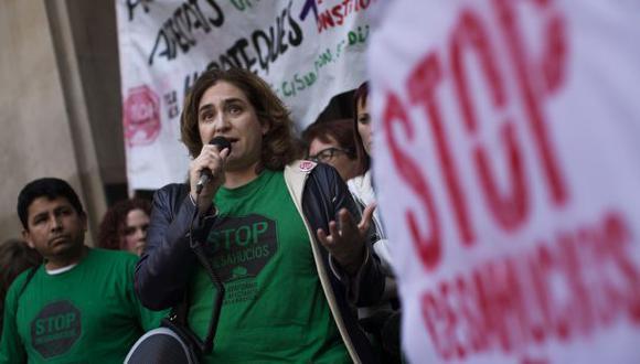 España: La seria advertencia de los 'indignados' a la derecha