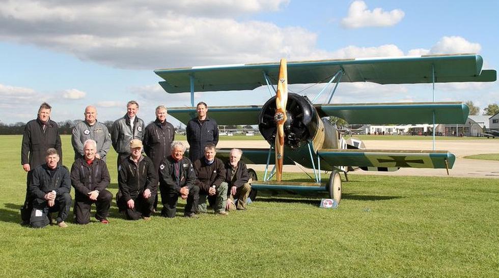 Vuelo retro: Estos pilotos solo vuelan aviones del siglo XX - 4