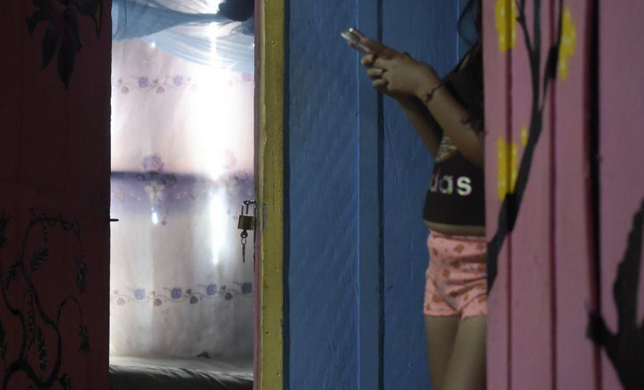 La red de tráfico sexual supuestamente contrató a un médico para realizar abortos a las mujeres que quedaban embarazadas. (Referencial AFP)