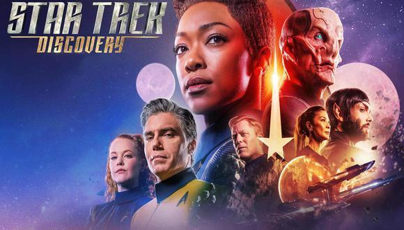 El rodaje de 'Star Trek: Discovery' inició en noviembre de 2020 para su estreno este 2021. (Foto: Paramount Plus)
