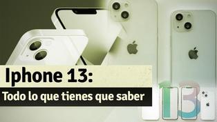 iPhone 13: Características y todos los detalles del nuevo móvil de Apple
