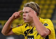 Erling Haaland quebró récord de 57 años tras su último 'póker' con Borussia Dortmund