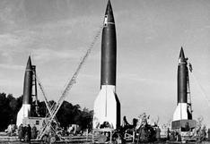 """El invento para observar los cohetes V2 de los nazis que originó la tecnología del """"Gran Hermano"""""""