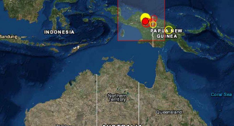 Un terremoto de magnitud 6,1 sacude el este de Indonesia. (Foto:@AlertaMundial19)