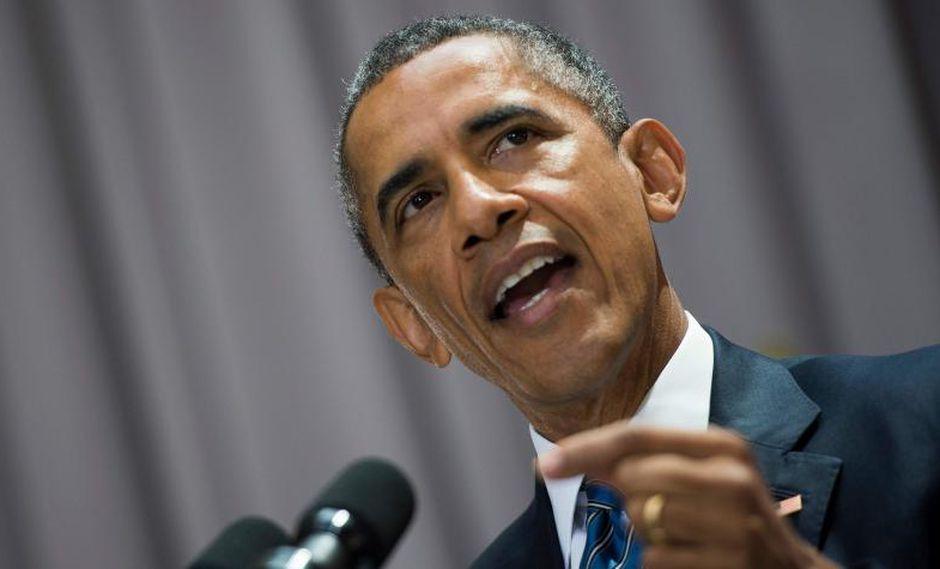 Barack Obama llegará a Colombia para dar una conferencia en Bogotá. Foto: AFP