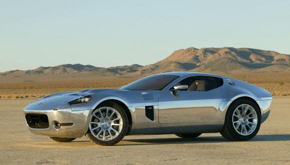 Superformance formará una alianza con Shelby American para el desarrollo de este destacable deportivo. (Foto: Ford).