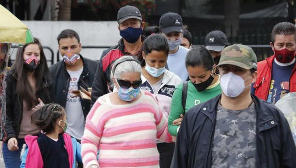 Coronavirus en Colombia | Últimas noticias | Último minuto: reporte de infectados y muertos hoy, viernes 20 de noviembre del 2020 | Covid-19 | (Foto: EFE/Mauricio Duenas Castañeda/Archivo)