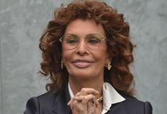 """Sophia Loren y su regreso con alma familiar en """"La vida por delante"""" de Netflix"""