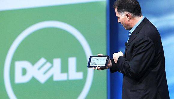 El fabricante de computadoras Dell también es un proveedor de soluciones de negocios