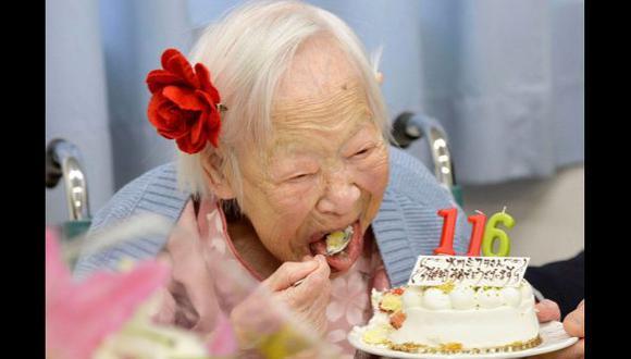 Récord en Japón: 59 mil personas son mayores de 100 años