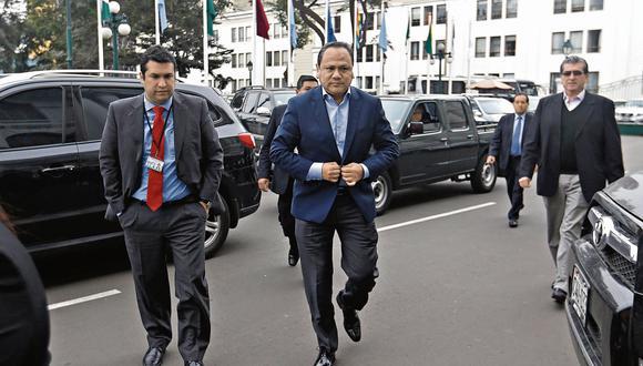 Fiscalía investigó a exministro Mariano González por presunto lavado de activos y tráfico de influencias. (Foto: GEC)