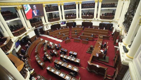 El mandatario llegó este martes al Hemiciclo para dar su mensaje presidencial. Entre otras cosas, propuso un Pacto Perú.