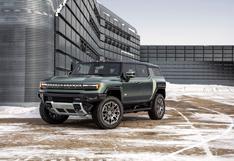 Así es la versión SUV de la Hummer EV que será entregada a sus compradores en 2023   FOTOS