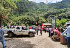 Cusco: manifestantes impiden acceso a Machu Picchu desde la ruta de Santa Teresa | VIDEO