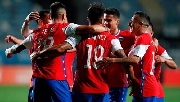 Chile venció 2-1 a Bolivia en Rancagua. Aquí todos los goles del partido. (Foto: EFE)
