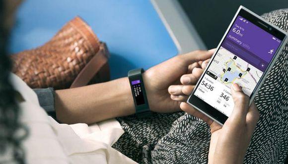Microsoft presentó finalmente su primer dispositivo 'wearable'