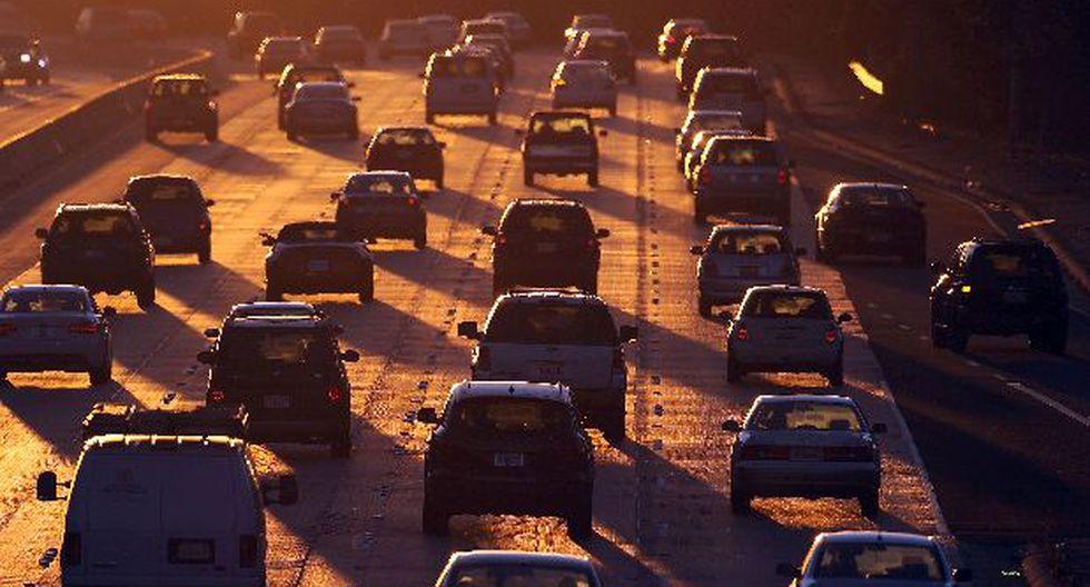 La polución del tráfico baja la capacidad de atención de niños