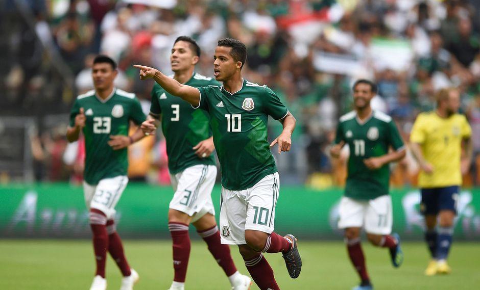 La selección de México, pese a no jugar un gran fútbol, derrotó a Escocia con gol de Giovani dos Santos y quedó listo para afrontar el Mundial Rusia 2018. (Foto: AFP)