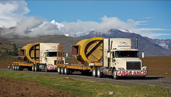 Triton Transports creció 21% en primer trimestre del año