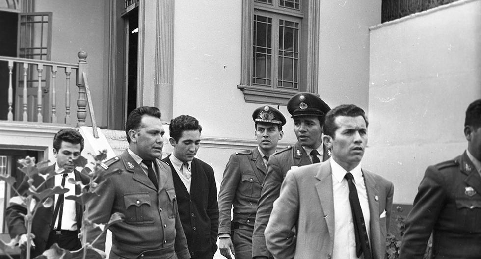 El domingo 29 de octubre de 1967, el reconocido torero Paco Camino fue arrestado tras negarse a matar un toro en la tercera corrida de la Feria del Señor de los Milagros, realizada en la Plaza de Acho. (Foto: GEC Archivo Histórico)