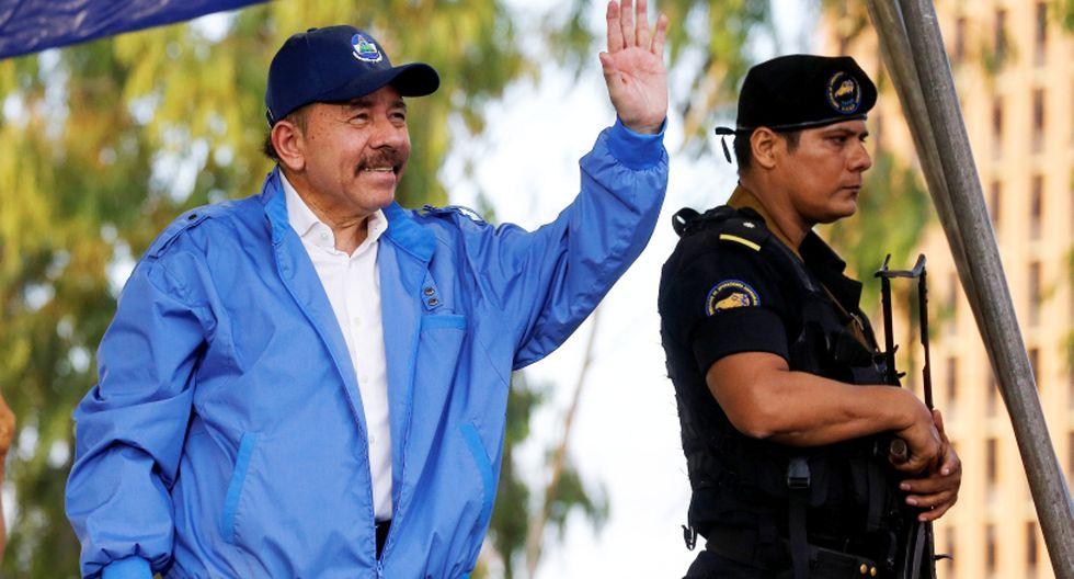 Daniel Ortega, presidente de Nicaragua. (Foto: Reuters/Oswaldo Rivas)