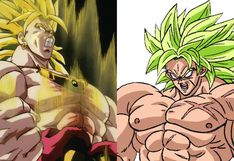"""Dragon Ball Super: Broly"" y su referencia a la película de 1993"