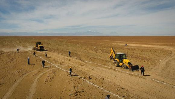 El proyecto Majes-Siguas II permanece casi 10 años a la espera de su ejecución. (GRA)