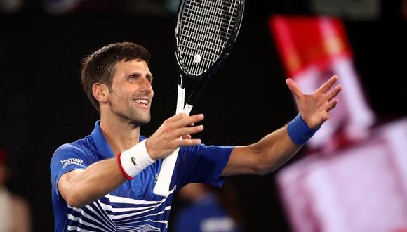 Rafael Nadal vs. Novak Djokovic: el serbio se llevó la final del  Australian Open. (Foto: AFP)