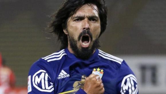 Cazulo llegó al Perú en el 2011 para jugar por Vallejo. Al año siguiente pasó a Cristal. (Foto: Liga 1)