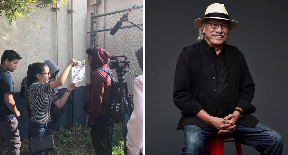 """Figuras de """"Narcos"""" y """"Vida"""" serán parte de los proyectos finales online que jóvenes talento del cine presentarán. (@youthcinemaproject_)"""