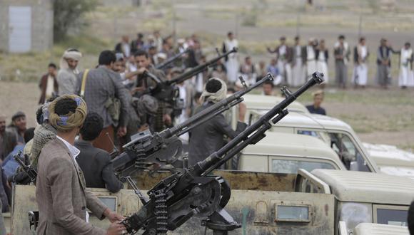 Al sur de la península arábiga se ubica Yemen, un país que, en tamaño, es la mitad del Perú, pero que desde el 2015 sufre una cruenta guerra civil. (AP)