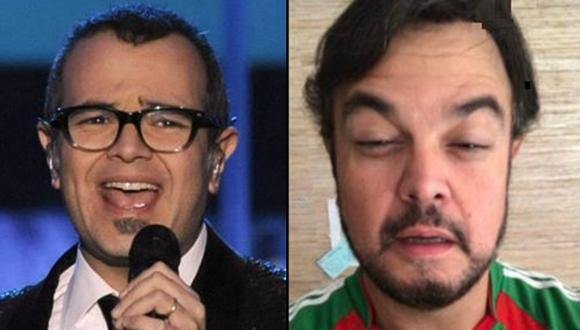 Alexs Syntek, cantante mexicano. (Foto: Difusión)