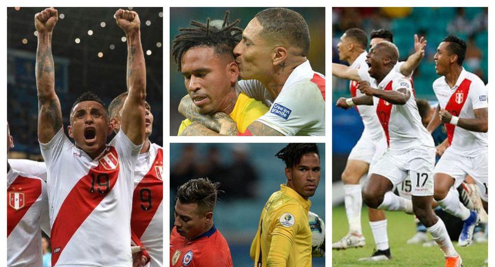 Perú en la Copa América 2019 (GEC/AFP)