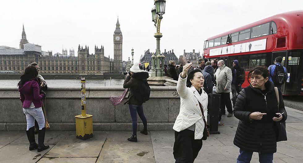Calma en Londres al día siguiente del ataque terrorista - 2