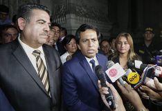 Congresista Fernando Meléndez da positivo a prueba rápida de COVID-19