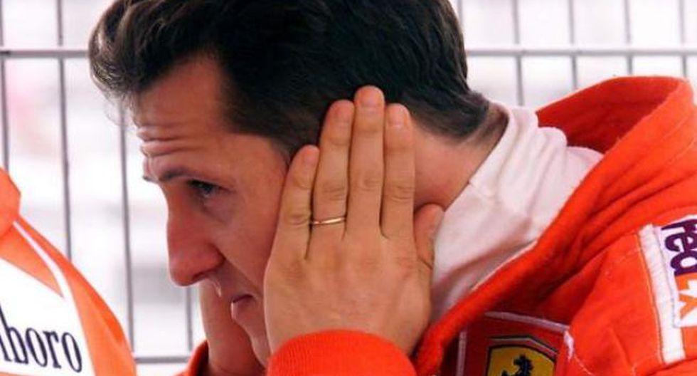 Michael Schumacher, leyenda de la Fórmula 1. (Foto: AP)